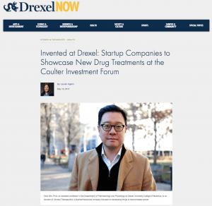 Fatatis Laboratory | Invented at Drexel: Startup Companies